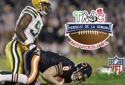 Naco Quiniela NFL 2016